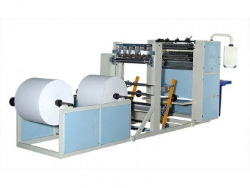 Box Tissue Machine