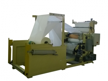 Laminated C Folding Machine