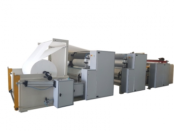 Toilet Paper and Towel Paper Machine